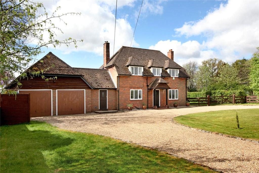 4 Bedrooms Detached House for sale in Green End Road, Radnage, High Wycombe, Buckinghamshire, HP14