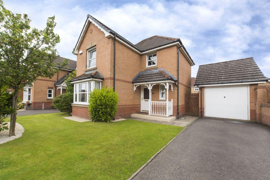 3 Bedrooms Detached Villa House for sale in 49 Jackson Drive, Stepps, Glasgow, G33 6GE