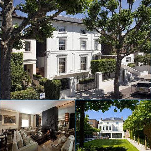 6 bedroom detached house for sale - Hamilton Terrace, St John's Wood, London, NW8