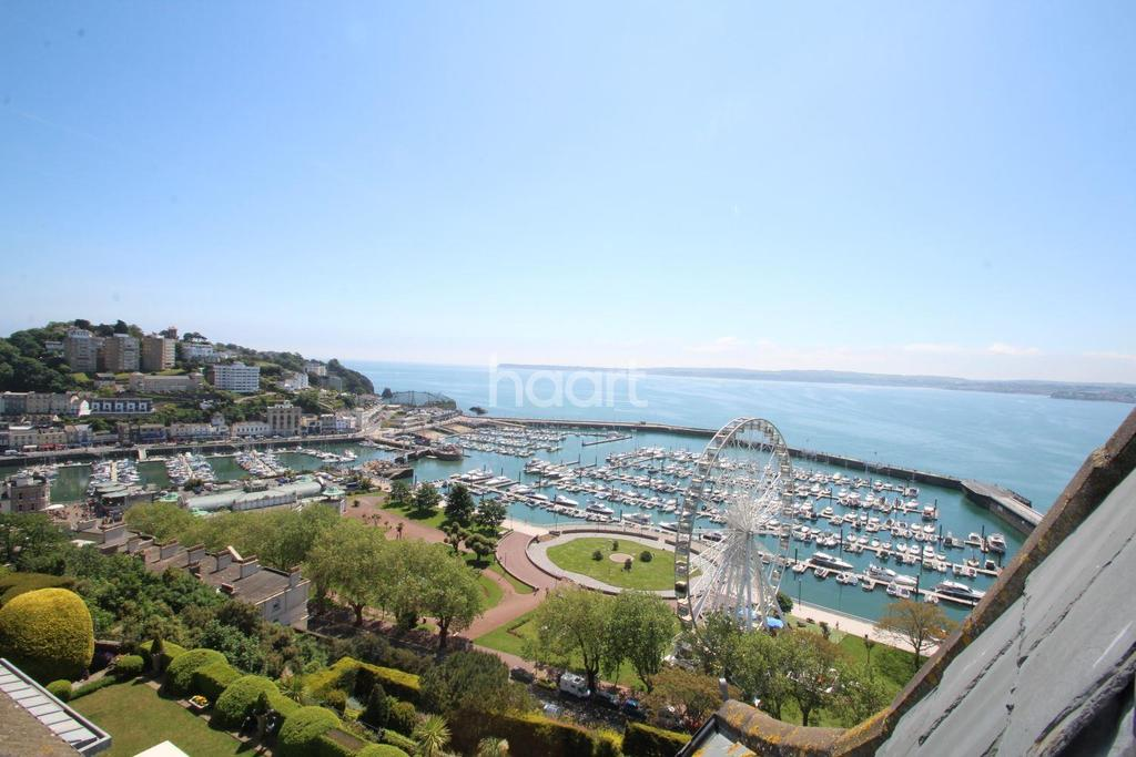 2 Bedrooms Flat for sale in Warren Road, Torquay