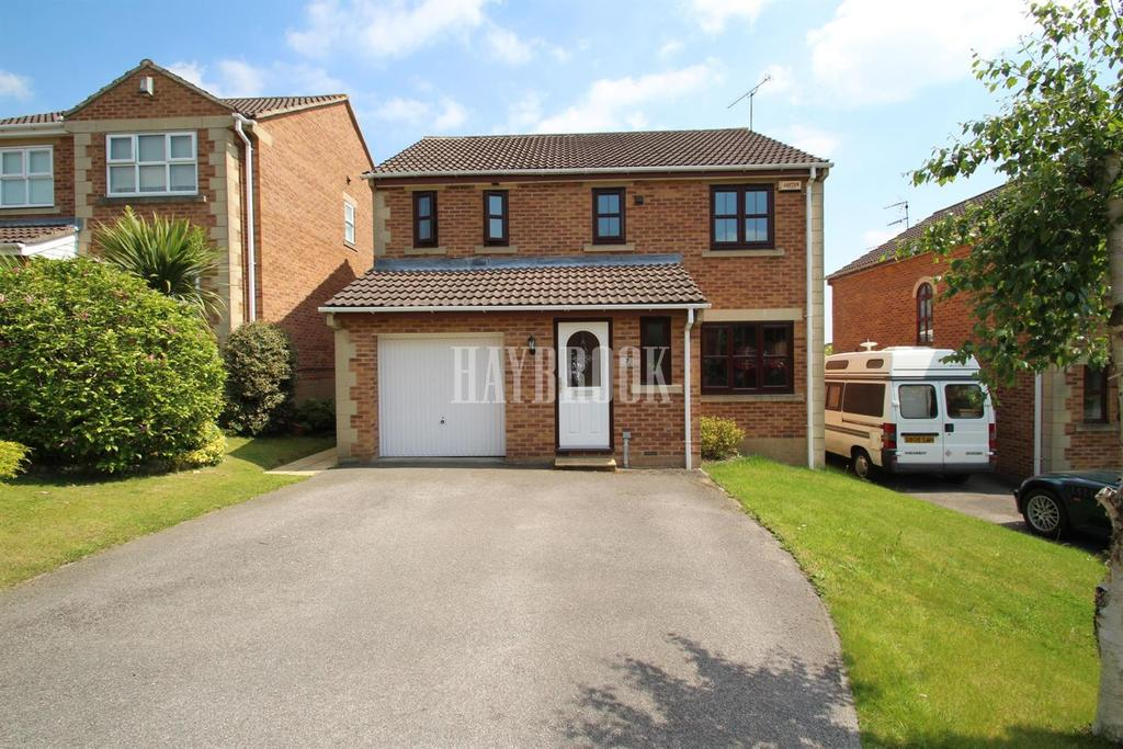 4 Bedrooms Detached House for sale in Owlthorpe Grove, Mosborough