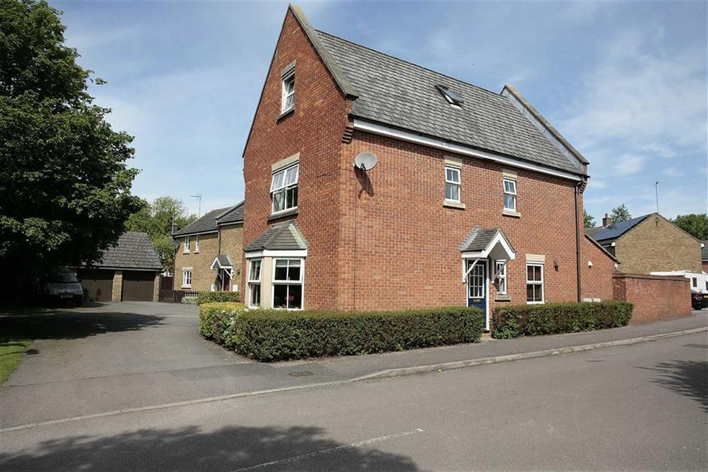 5 Bedrooms Detached House for sale in Stroud Close, Banbury, Oxfordshire, OX16