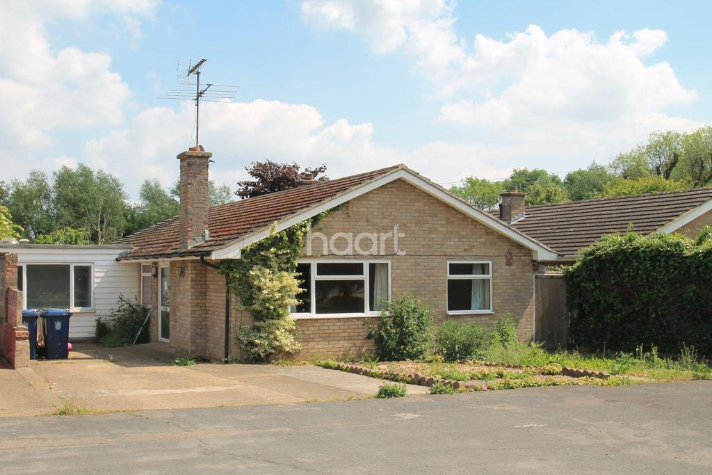4 Bedrooms Bungalow for sale in Prentice Close, Longstanton