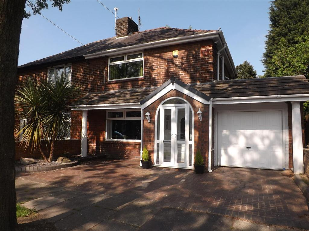 100000 House Osullivan Crescent St Helens 3 Bed Semi Detached House For Sale