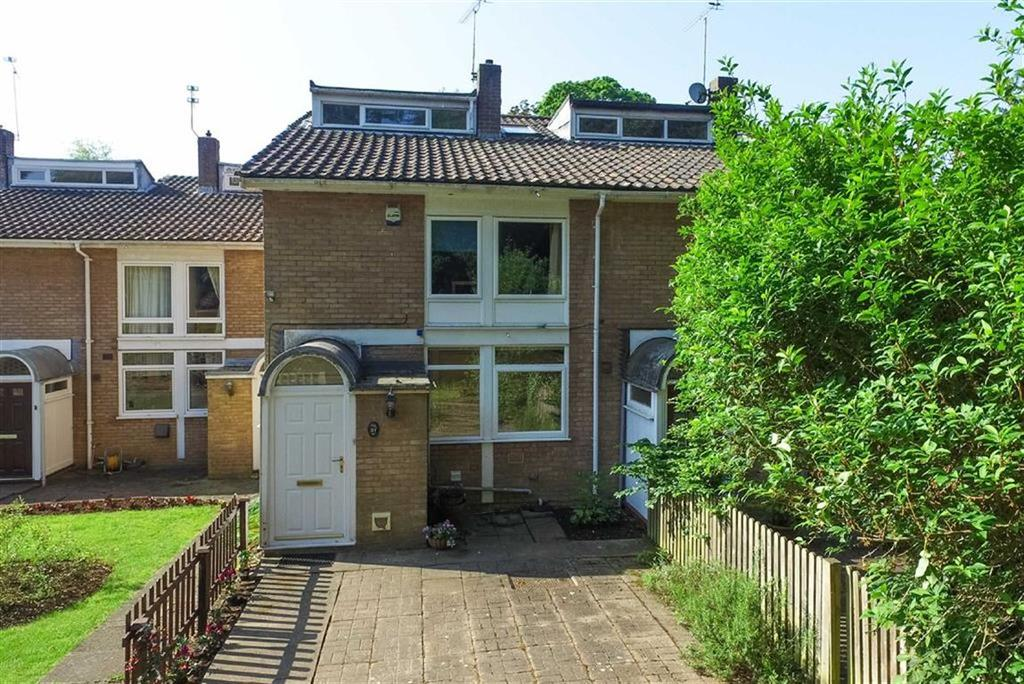 4 Bedrooms Terraced House for sale in Churchill Road, St Albans, Hertfordshire