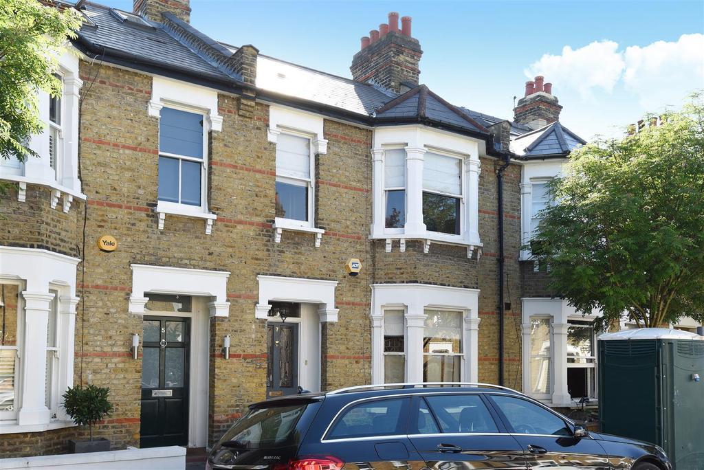 3 Bedrooms Terraced House for sale in Buxton Road, East Sheen