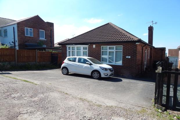 2 Bedrooms Detached Bungalow for sale in Birkland Avenue, Mapperley, Nottingham, NG3