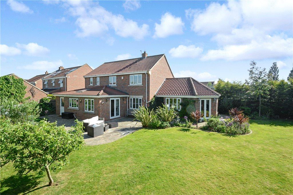 4 Bedrooms Detached House for sale in Clarkes Croft, Dishforth, Thirsk, North Yorkshire