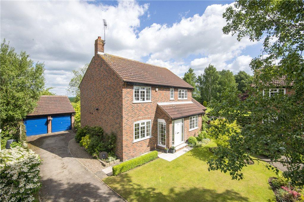 4 Bedrooms Detached House for sale in Westlands, Bilton-in-Ainsty, York, North Yorkshire