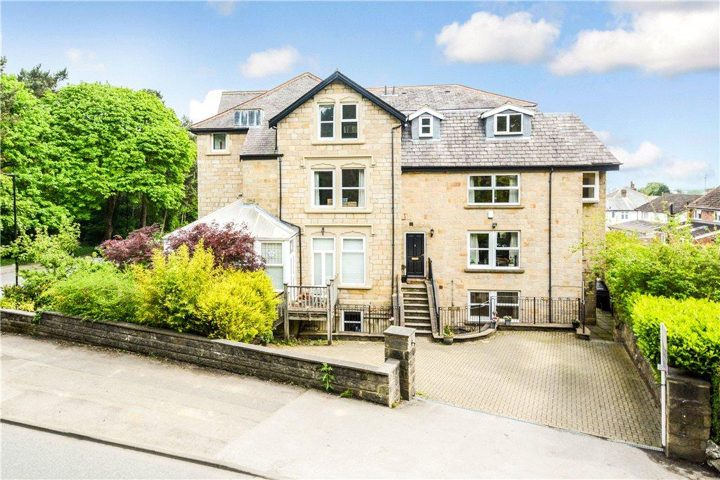 3 Bedrooms Apartment Flat for sale in Brantwood House, 67 Harlow Moor Drive, Harrogate, North Yorkshire