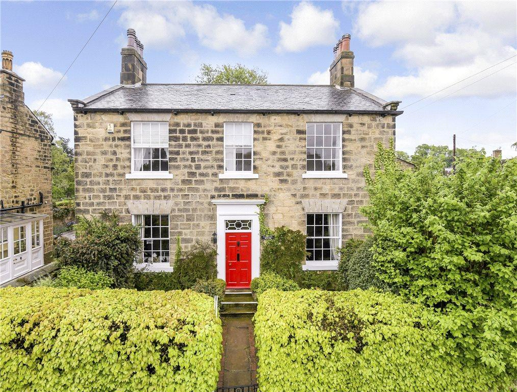 4 Bedrooms Detached House for sale in Main Street, Thorner, Leeds, West Yorkshire