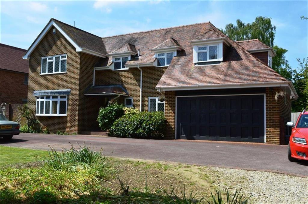 5 Bedrooms Detached House for sale in Canford Magna, Wimborne, Dorset
