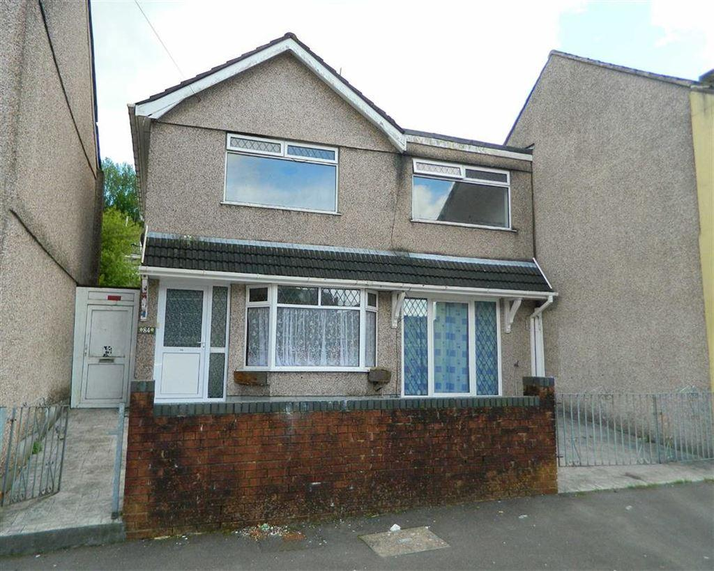 3 Bedrooms Detached House for sale in Baptist Well Street, Swansea