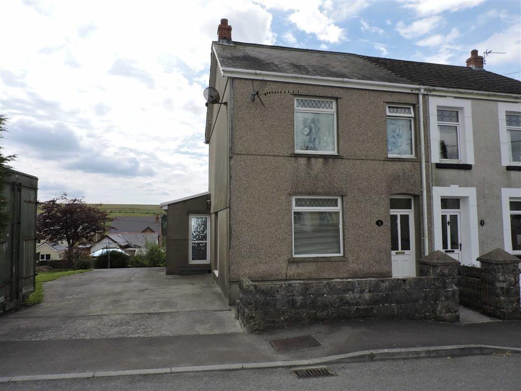 3 Bedrooms Semi Detached House for sale in Brynceunant, Upper Brynamman