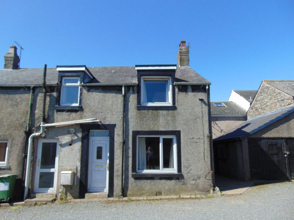 2 Bedrooms Semi Detached House for sale in 38 Main Street, Gt Broughton, Cockermouth, CA13 0YL