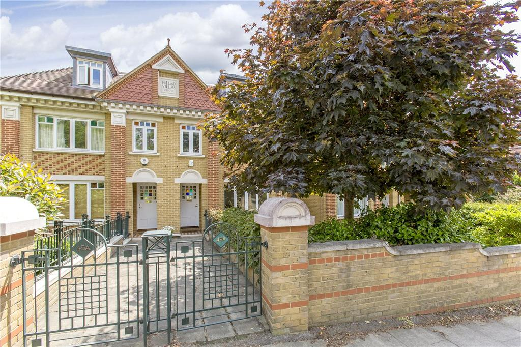 5 Bedrooms Terraced House for sale in Cottenham Park Road, Wimbledon, SW20