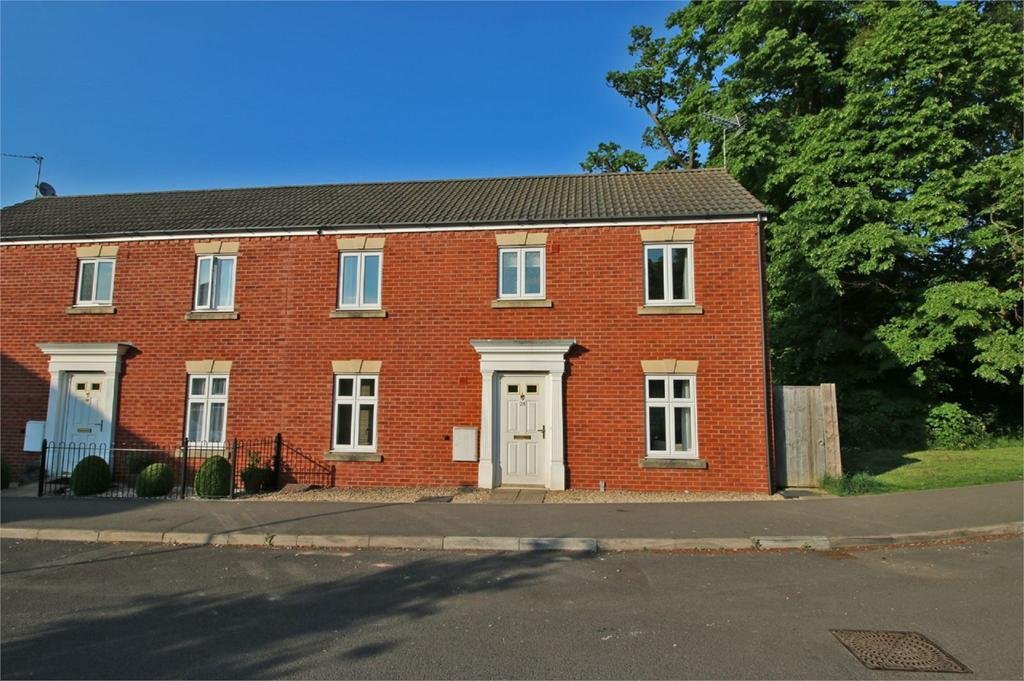 3 Bedrooms Semi Detached House for sale in The Park, Cheltenham