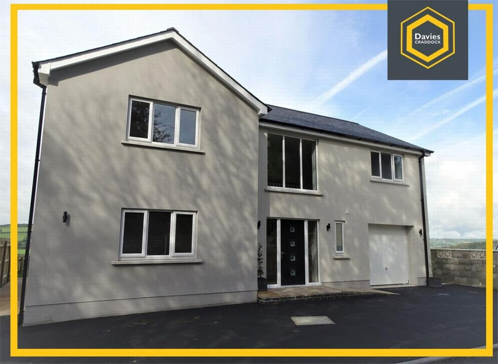 4 Bedrooms Detached House for sale in 3 Penybryn Close, Mynyddyarreg, Kidwelly, Carmarthenshire