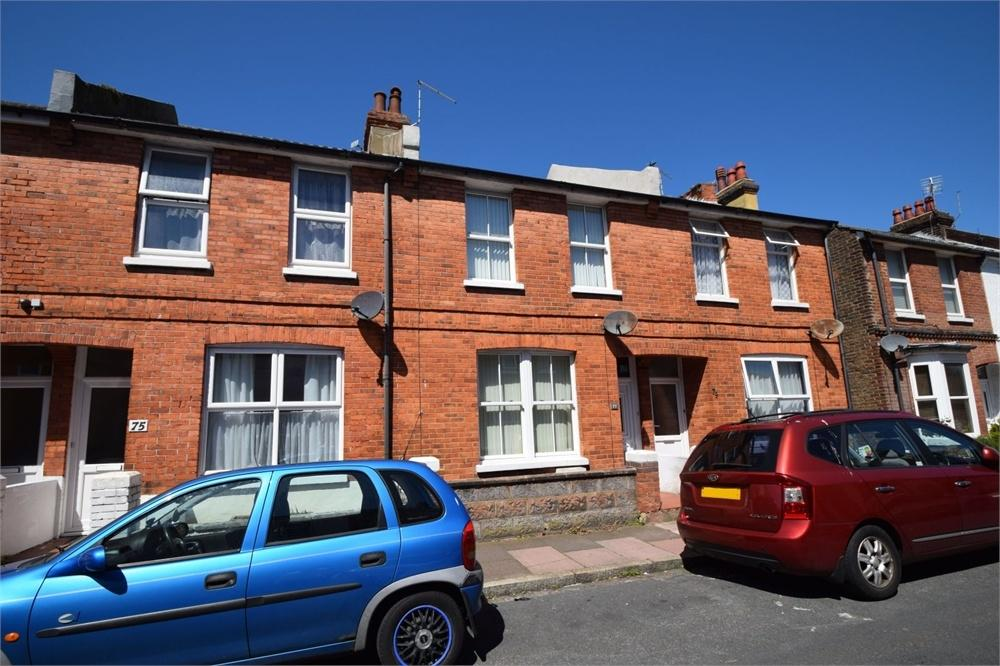 2 Bedrooms Terraced House for sale in Sydney Road, Seaside, East Sussex
