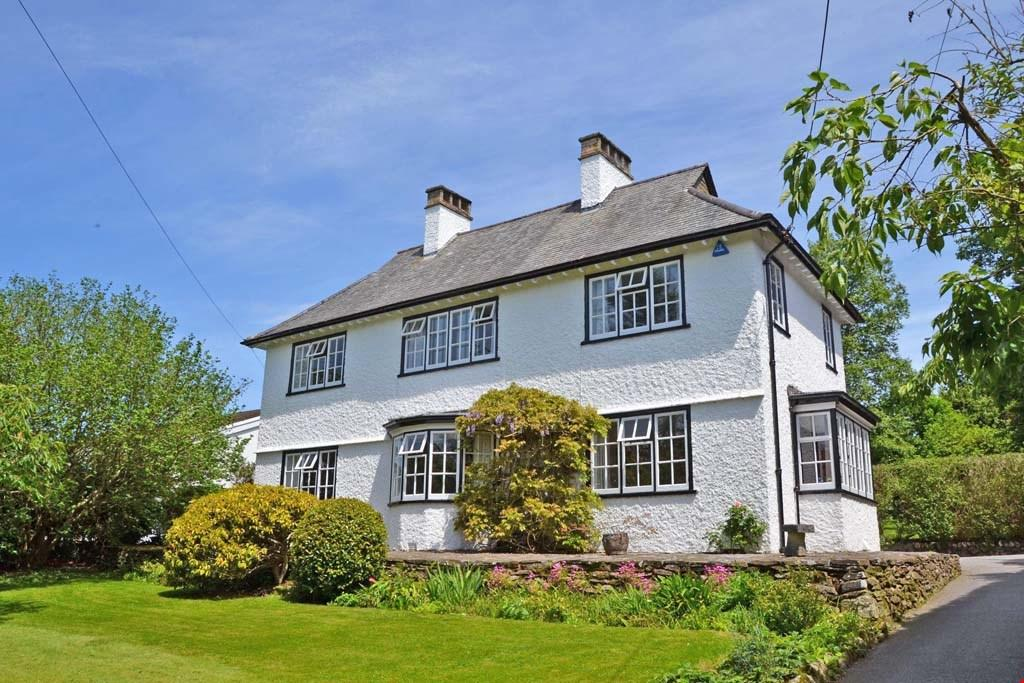 4 Bedrooms Detached House for sale in Devoran, Nr. Truro, South Cornwall, TR3
