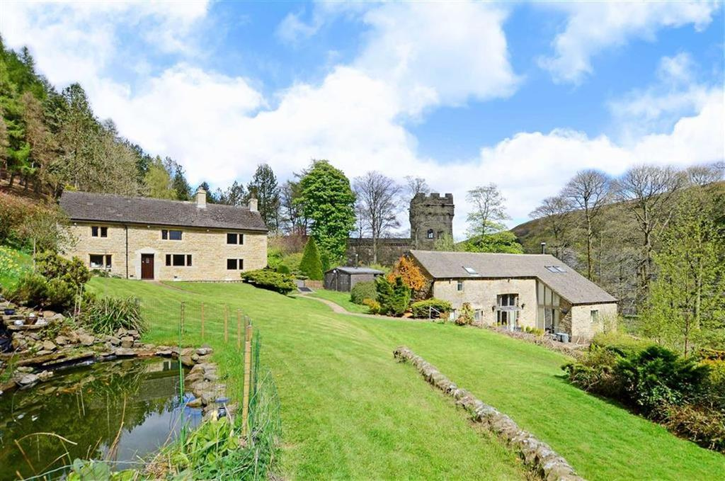 6 Bedrooms Unique Property for sale in Marebottom Farm And Barn, Howden Dam, Upper Derwent Valley, Nr Bamford, S33