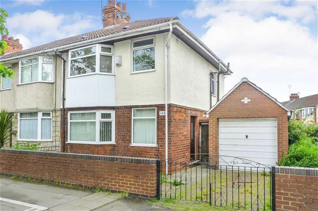 3 Bedrooms End Of Terrace House for sale in Southcoates Lane, Hull