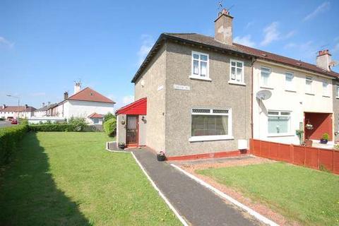 2 bedroom end of terrace house for sale - 95 Langton Crescent, Pollok, Glasgow, G53 5LW