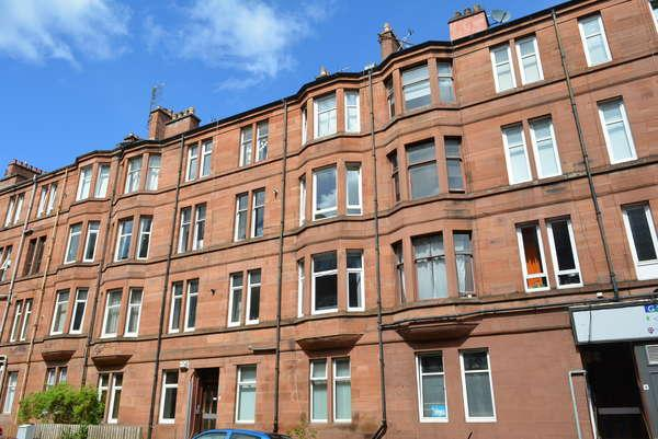 1 Bedroom Flat for sale in 2/1, 6 Fairlie Park Drive, Partick, Glasgow, G11 7SR
