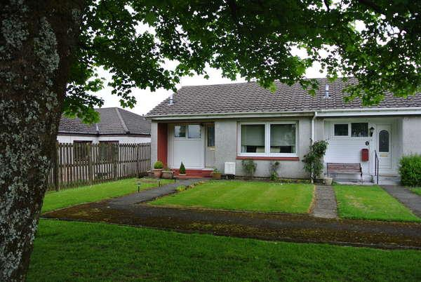 1 Bedroom Semi Detached Bungalow for sale in 38 Viewmount Crescent, Strathaven, ML10 6NU