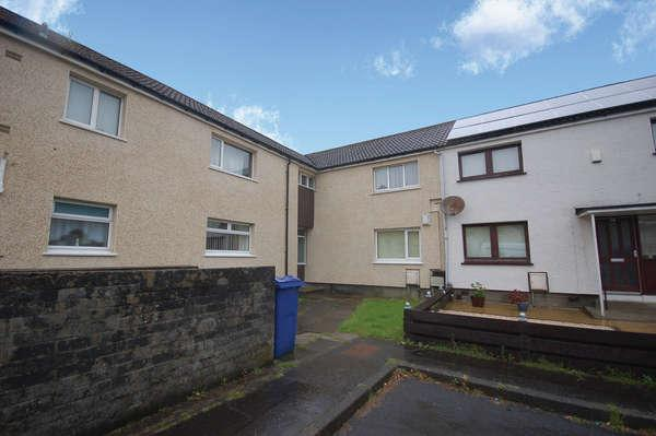 2 Bedrooms Flat for sale in 28B Finch Place, Johnstone, PA5 0RN