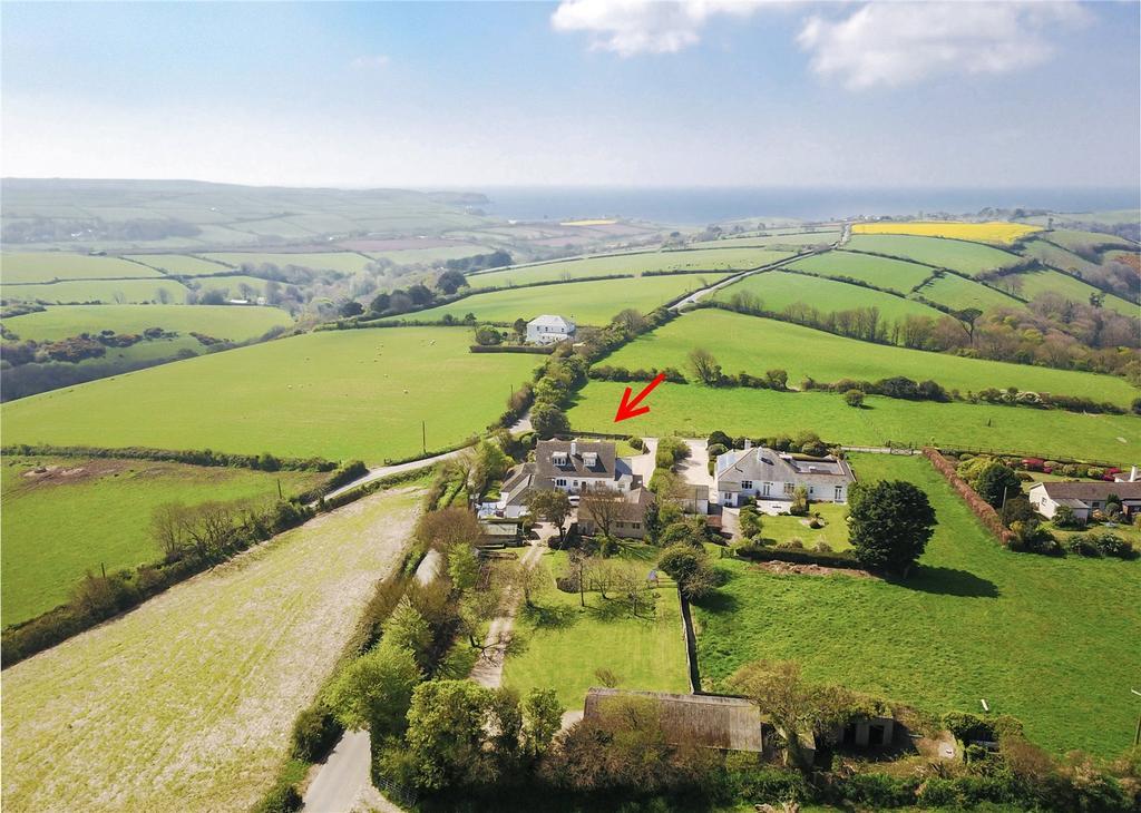 5 Bedrooms Detached House for sale in Cross Park, Thurlestone, Kingsbridge, Devon, TQ7