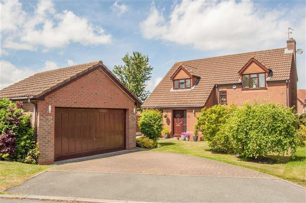 4 Bedrooms Detached House for sale in Byron Close, St Davids Park, Hawarden, Hawarden, Flintshire