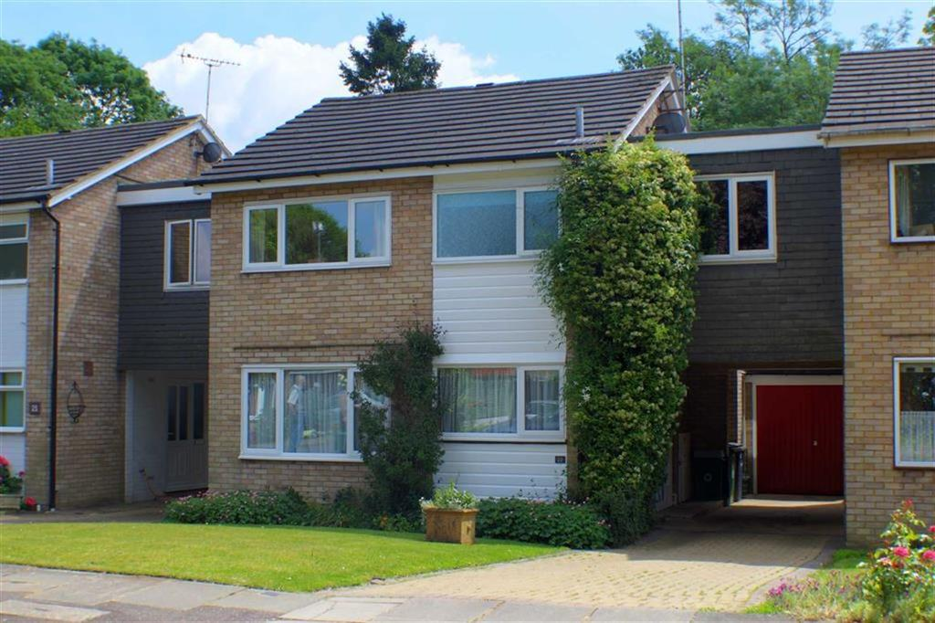 4 Bedrooms Detached House for sale in Meadowcroft, St Albans, Hertfordshire