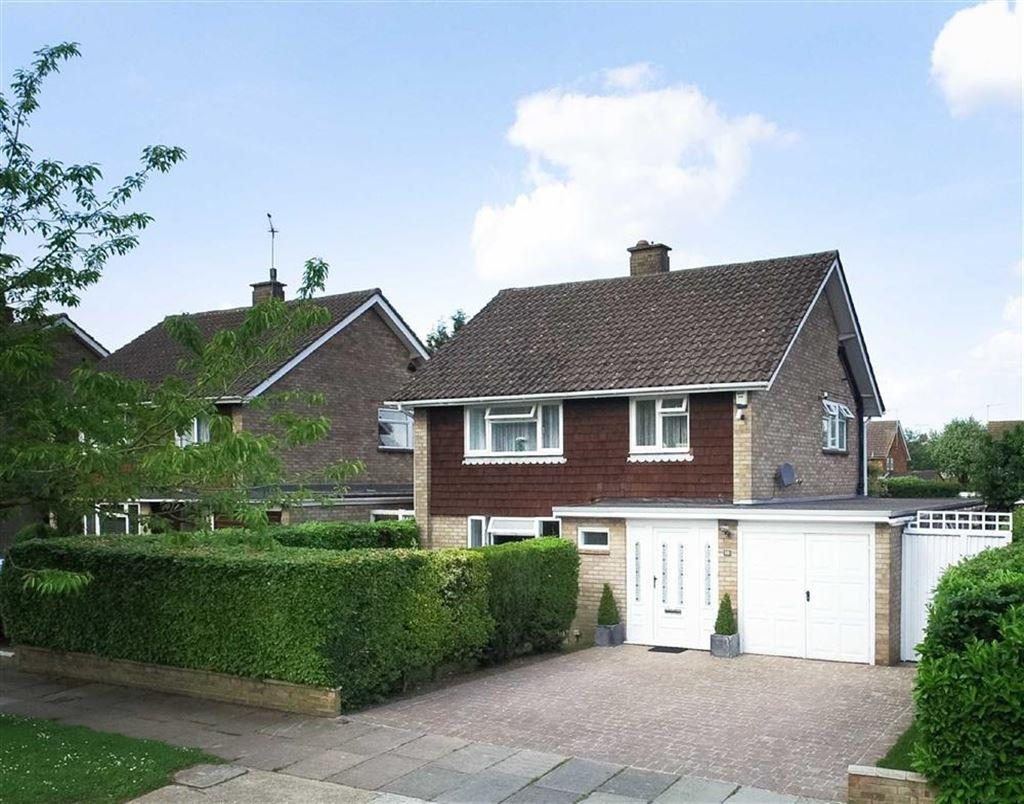 4 Bedrooms Detached House for sale in Foxcroft, St Albans, Hertfordshire