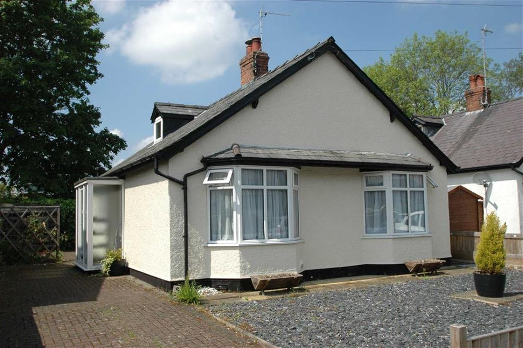 2 Bedrooms Detached Bungalow for sale in Kingsley Road, Boughton, Chester