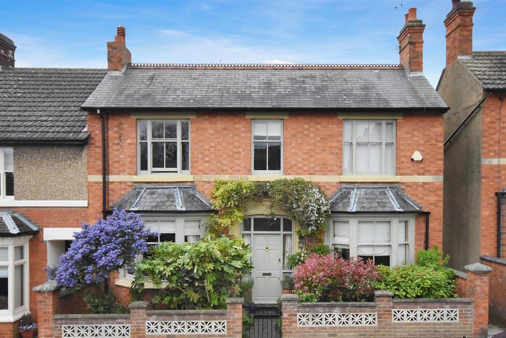 3 Bedrooms End Of Terrace House for sale in The Avenue, Rothwell, Kettering