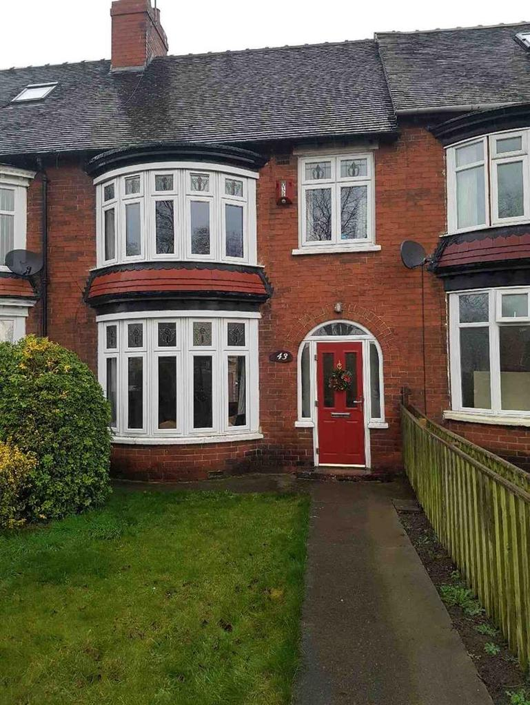 3 Bedrooms Terraced House for sale in Clairville Road, Middlesbrough