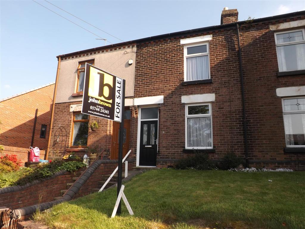 2 Bedrooms Terraced House for sale in Scholes Lane, St. Helens