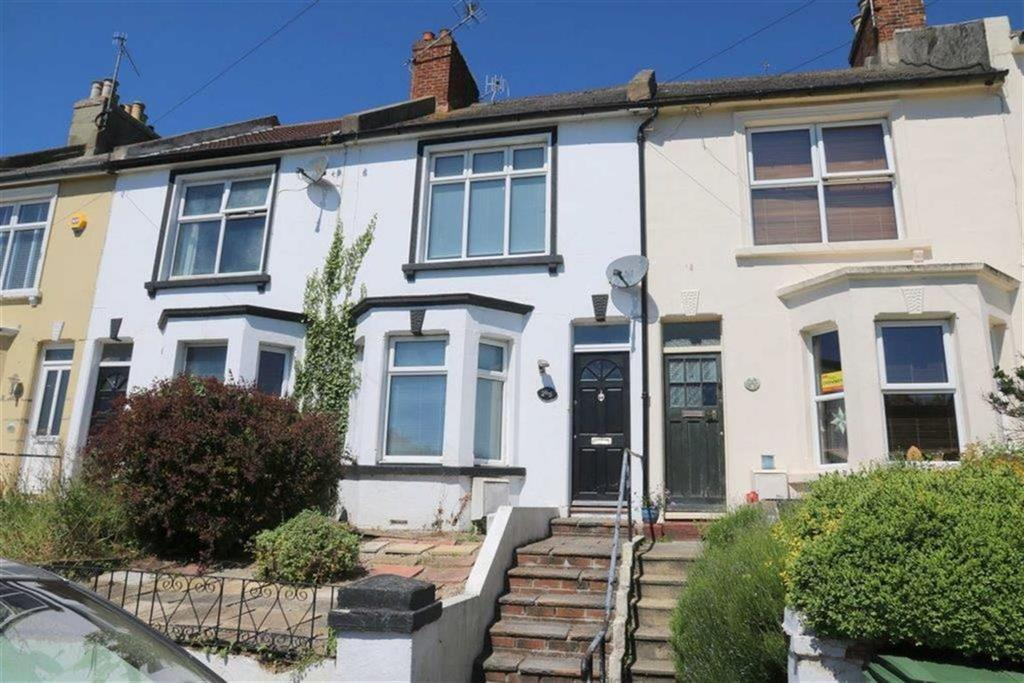2 Bedrooms Terraced House for sale in Harold Road, Hastings