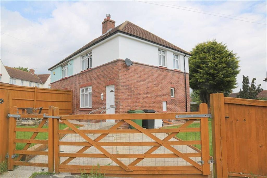 3 Bedrooms Semi Detached House for sale in Marline Road, St Leonards On Sea