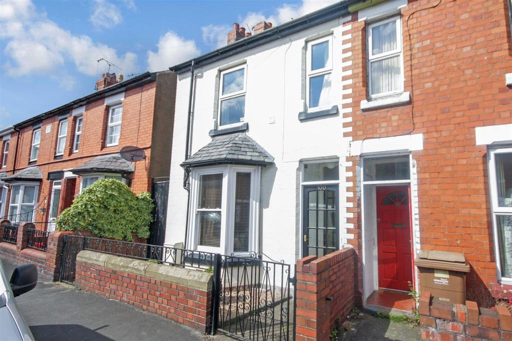 3 Bedrooms End Of Terrace House for sale in Albert Road, Oswestry