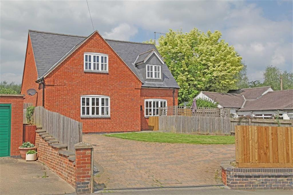 3 Bedrooms Detached House for sale in Station Road, Great Bowden