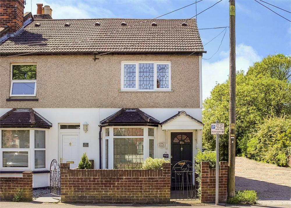 3 Bedrooms End Of Terrace House for sale in Binfield Road, Bracknell, Berkshire