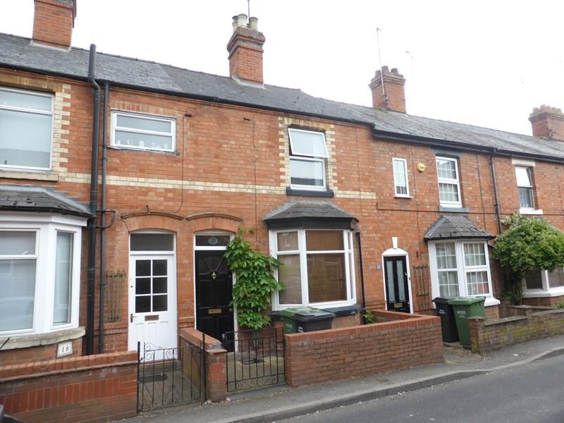 3 Bedrooms Terraced House for sale in Avon Street, Evesham