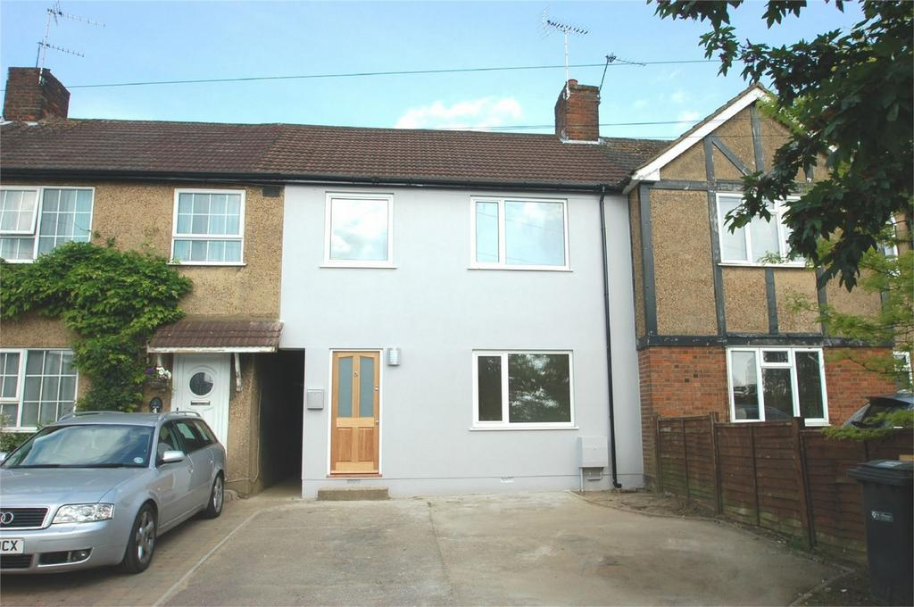 4 Bedrooms Terraced House for sale in Ashley Road, St Albans, Hertfordshire