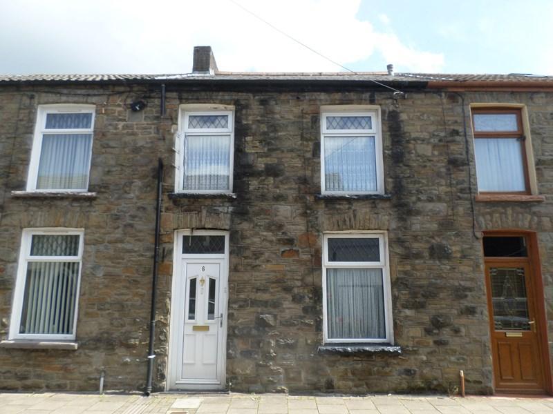 3 Bedrooms Terraced House for sale in Jenkin Street, Porth