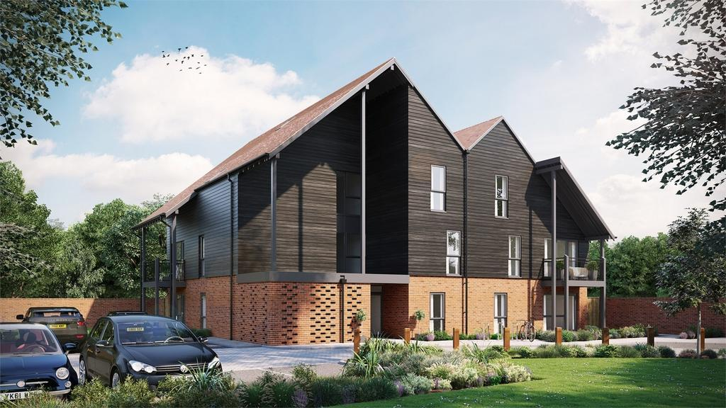 2 Bedrooms Flat for sale in Sutton Scotney, Winchester, Hampshire