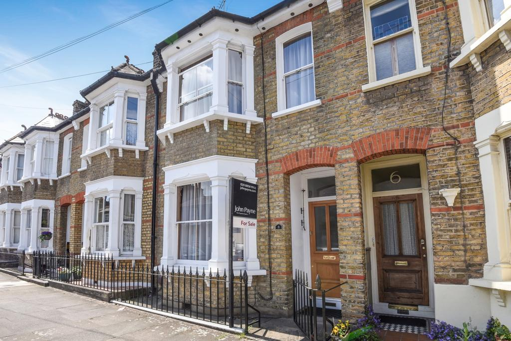 3 Bedrooms Terraced House for sale in Brand Street London SE10
