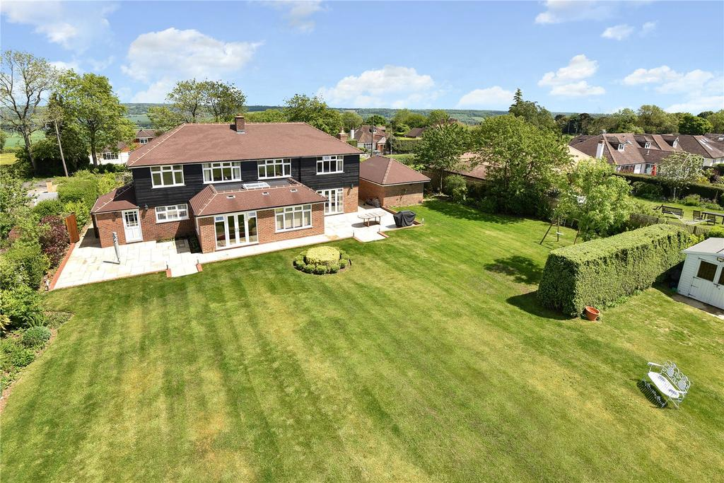 4 Bedrooms Detached House for sale in Bledlow Ridge, High Wycombe, Buckinghamshire
