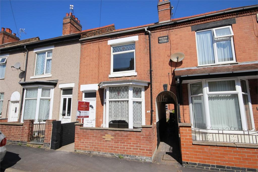 3 Bedrooms Terraced House for sale in Fitton Street, Nuneaton, Warwickshire